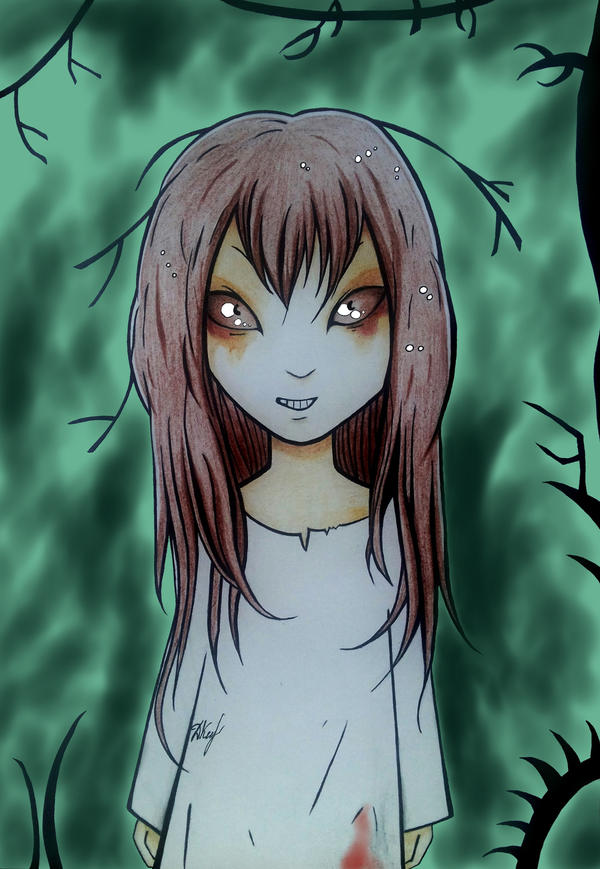 Creepy girls videos — photo 5