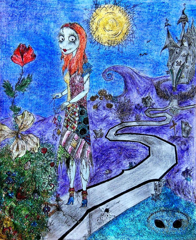Sally by 4DarKop5