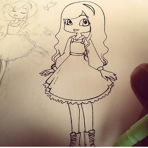 Boceto by Nayna