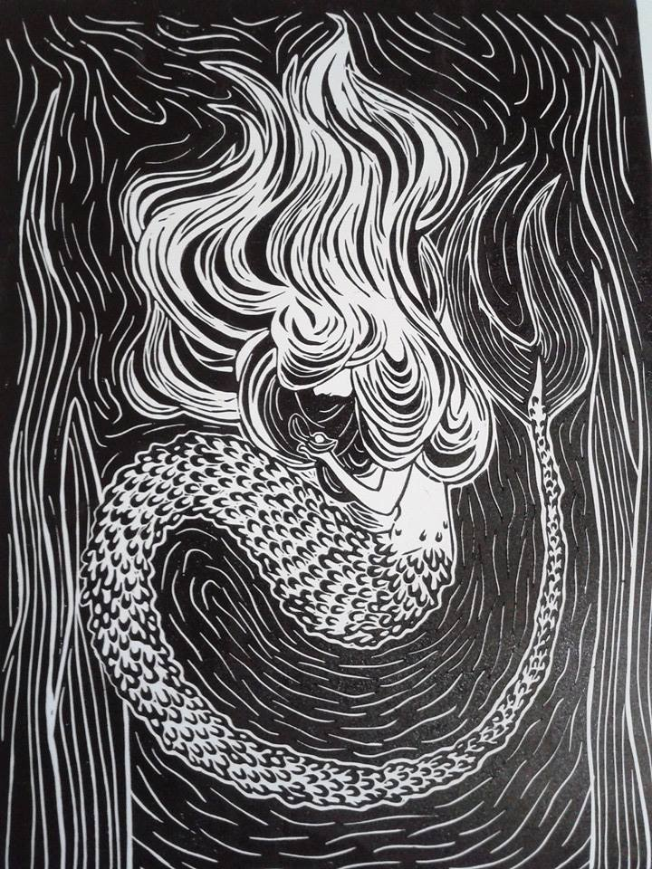 Lino Mermaid by AnaMoon