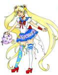Sweet Lolita Sailor Moon