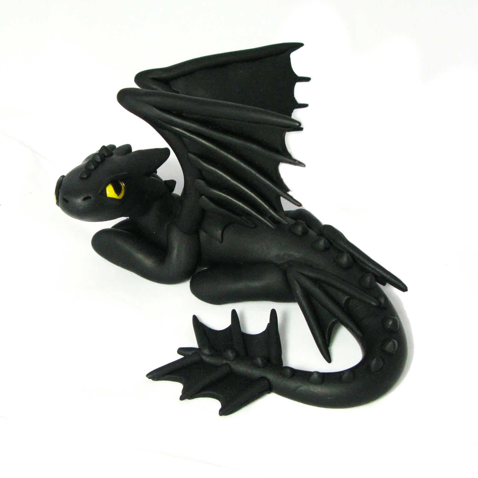 Toothless by Devilish--Designs