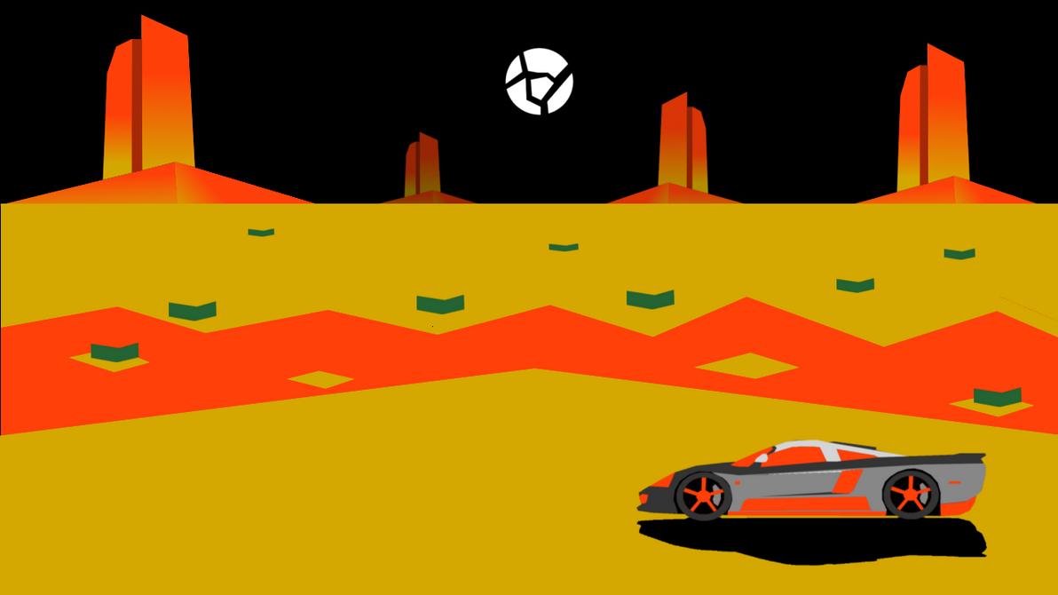 Desert Dash by Rise-Comics