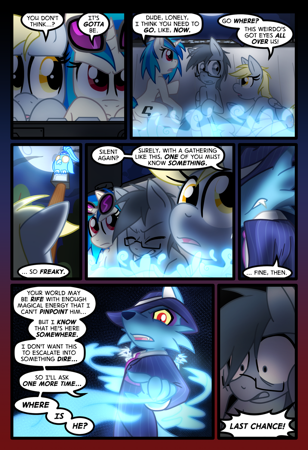 Lonely Hooves 2-51 by Zaron