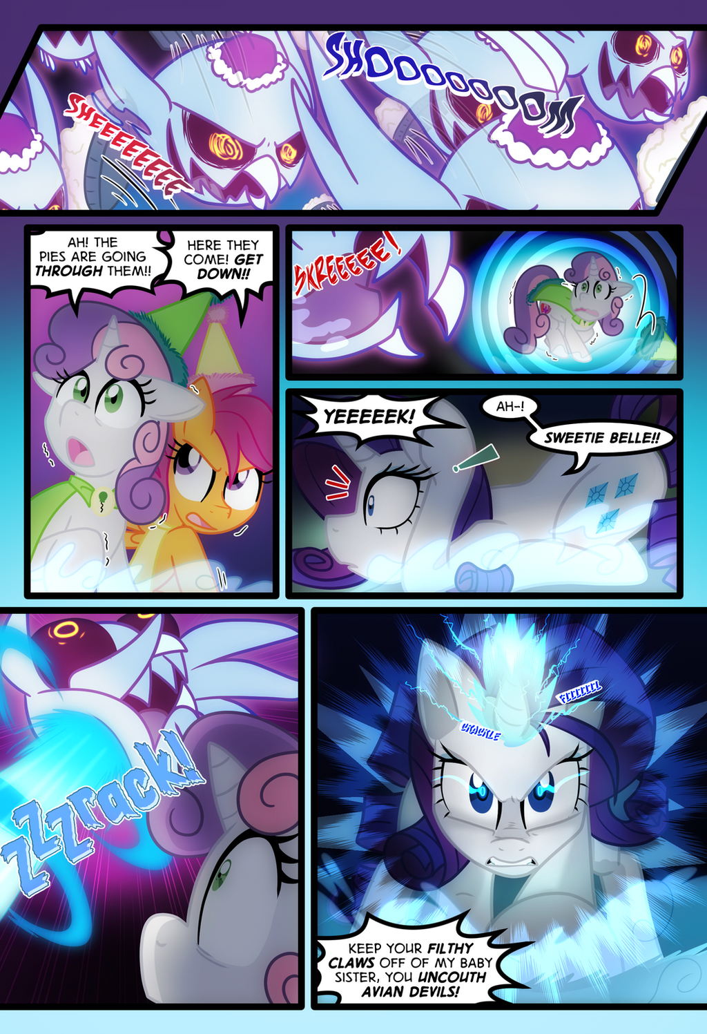 Lonely Hooves 2-80 by Zaron