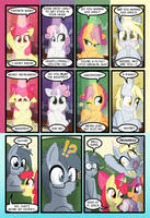 Lonely Hooves 3-25 by Zaron