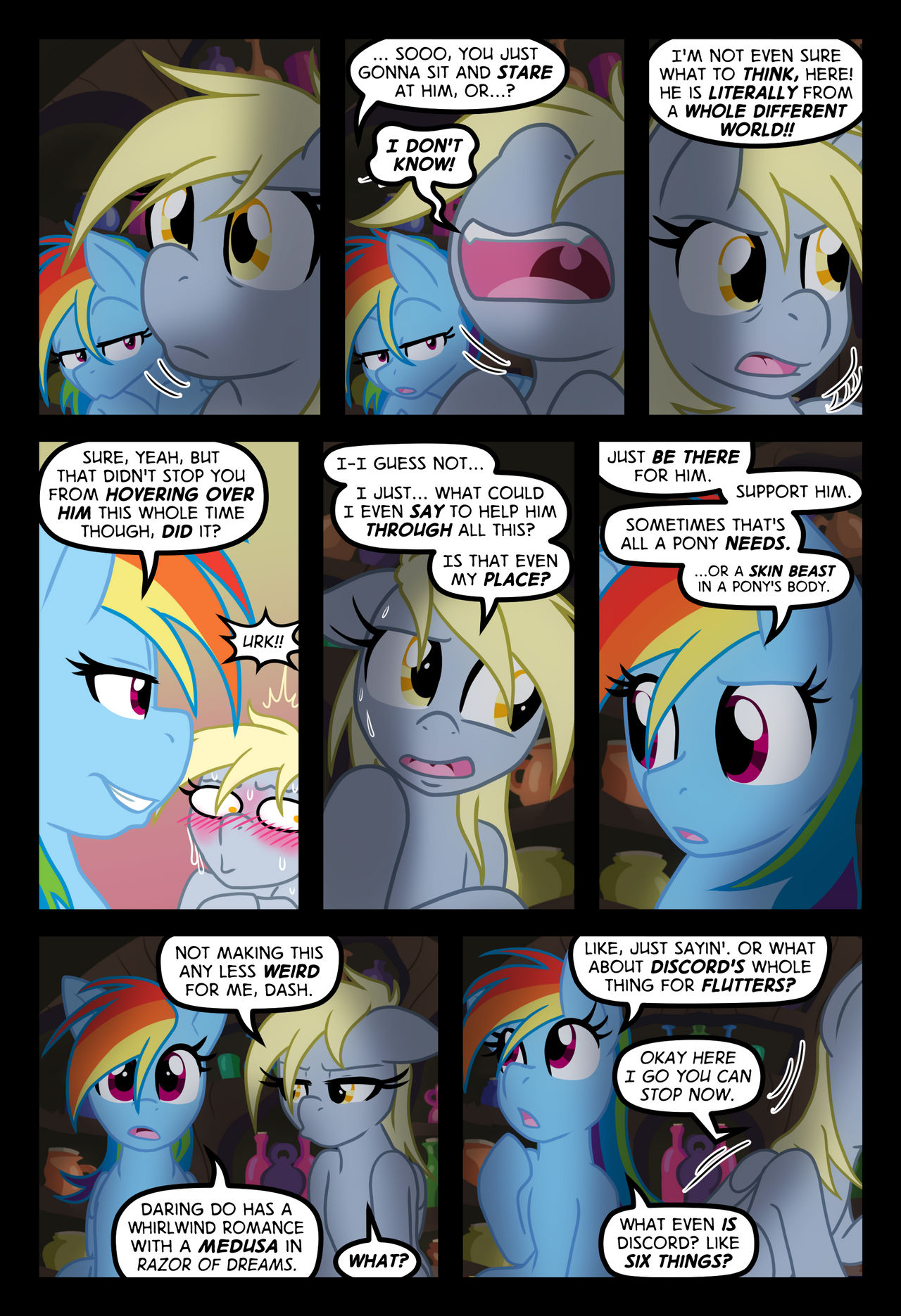 Lonely Hooves 3-107