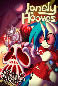 Lonely Hooves Chapter 4 Cover A