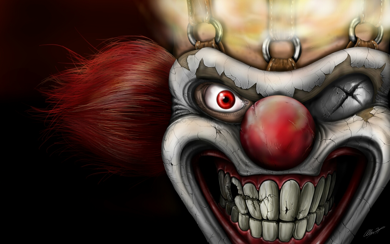 Twisted metal favourites by xbadluckcharmx on deviantart - Sweet tooth wallpaper twisted metal ...