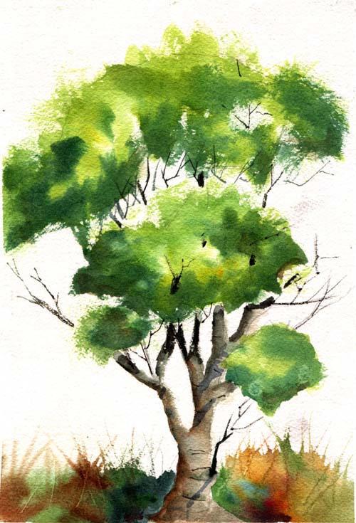 a Tree ? by Ebenezer-Kling