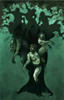 Zombie Tree by TommyJChen