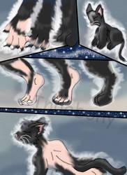 Feline Serendipity p2 by InuebonyDarkHaven