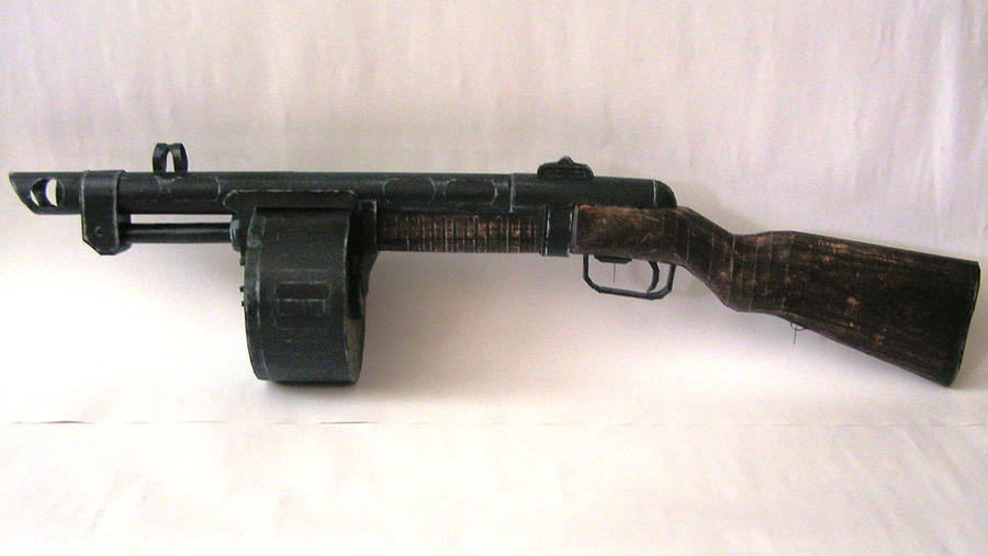 Combat Shotgun by LisciuPL