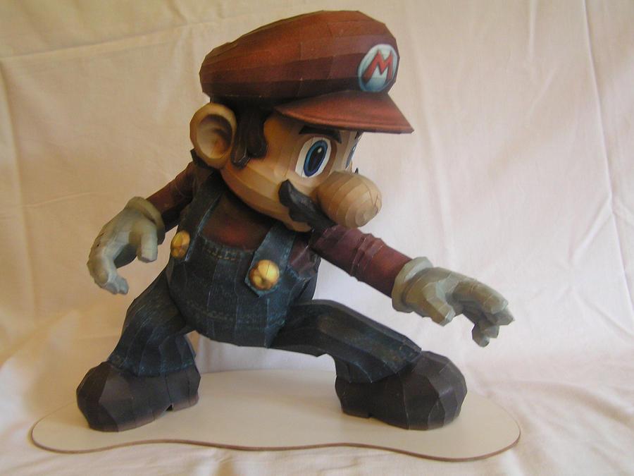 Mario Bros by LisciuPL