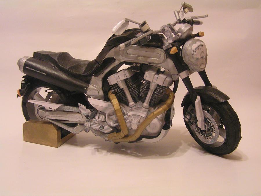 Yamaha Mt-01 by LisciuPL