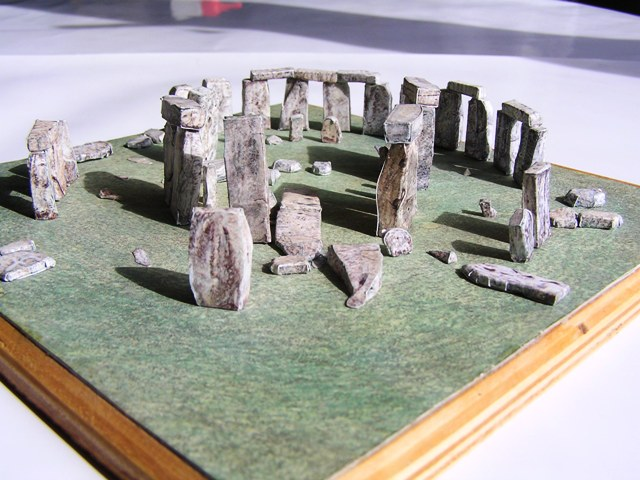 Stonehenge by LisciuPL
