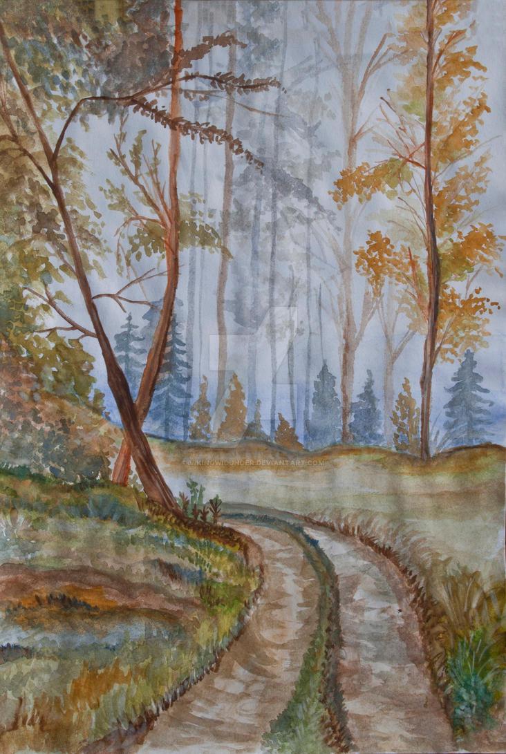 Into Dor-lomin by VikingWidunder