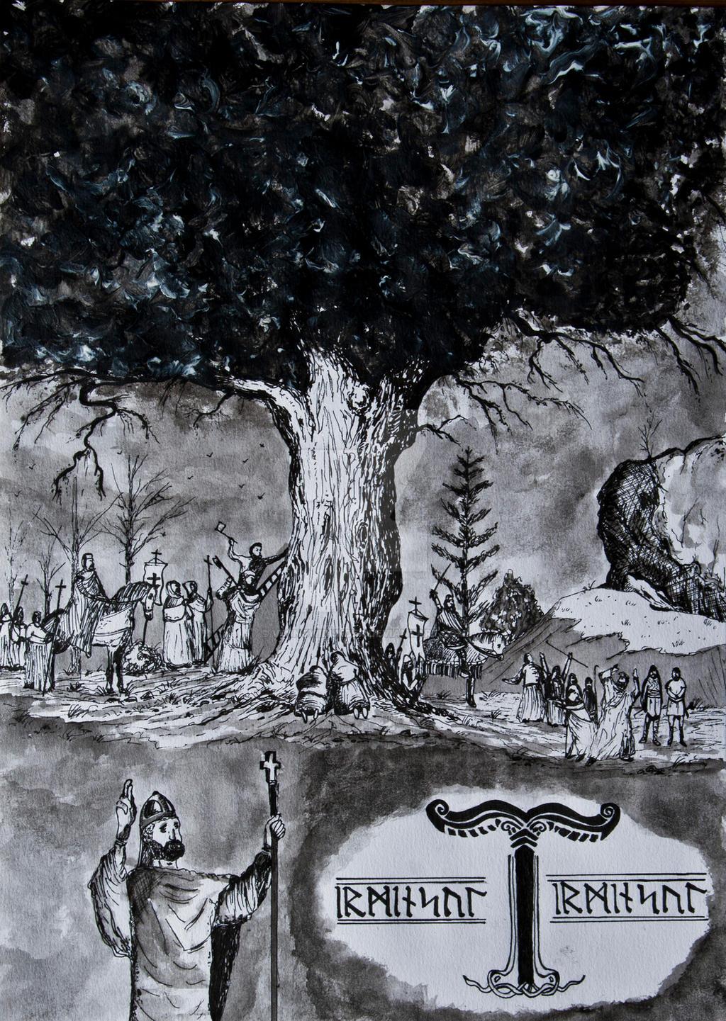 Irminsul by VikingWidunder