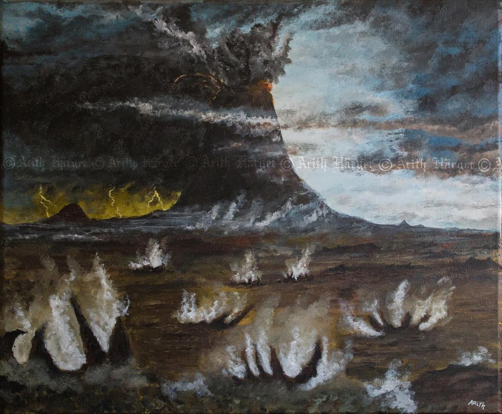 Gorgoroth by VikingWidunder