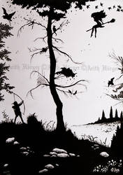 The Archer by VikingWidunder