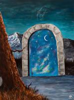 The Waygate by VikingWidunder