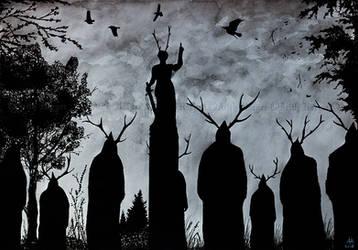 The Cult by VikingWidunder