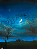The Moon Gate by VikingWidunder