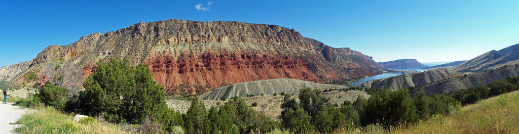 Flaming George National Recreation Area by sam92088