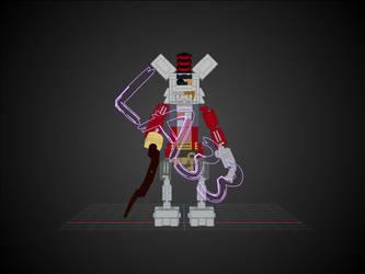 LEGO Ringmaster Foxy