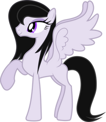 Other Ponysona: Ponified Version Of Me by Cursed-Grimdark