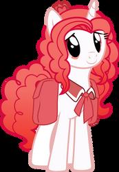 Sacred Bloomer (G2 Pony of Cursed Grimdark) by Cursed-Grimdark