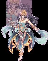[Closed] Goddess Theme by CemarAdopts