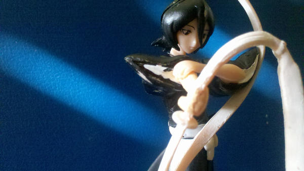 Rukia Action Figure by Lioranzia