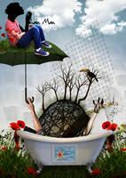 Rain Man by yinny2