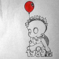 Pistachio, the stylish toddler by yinny2