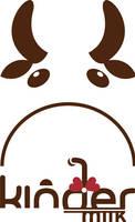 Kinder Milk Logo by yinny2