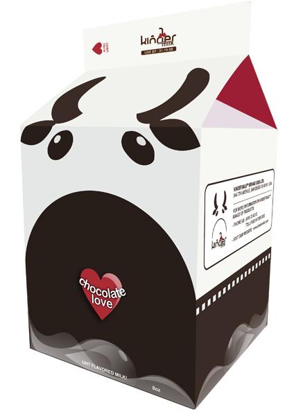 Kinder Milk Carton by yinny2