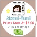 Akemi-Sumi Commish Info by CACplz