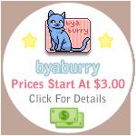 byaburry Commish Info by CACplz