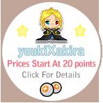 yuukiXakira Commish Info by CACplz