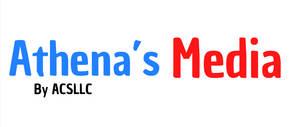 Athena,s media new logo