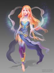 princess by xiliuv