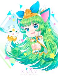 Star Guardian Lulu by xiliuv