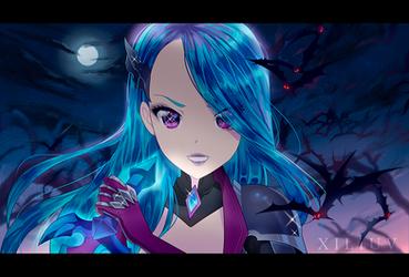 Death Sworn Katarina by xiliuv
