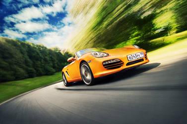 Porsche Boxster 2 by kk11
