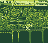 Dragon's Lair Demake Contest by Eidog