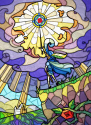 Little Briar Rose artwork by Eidog