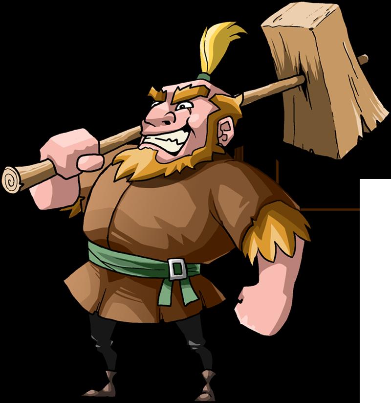 Barbarian by Eidog