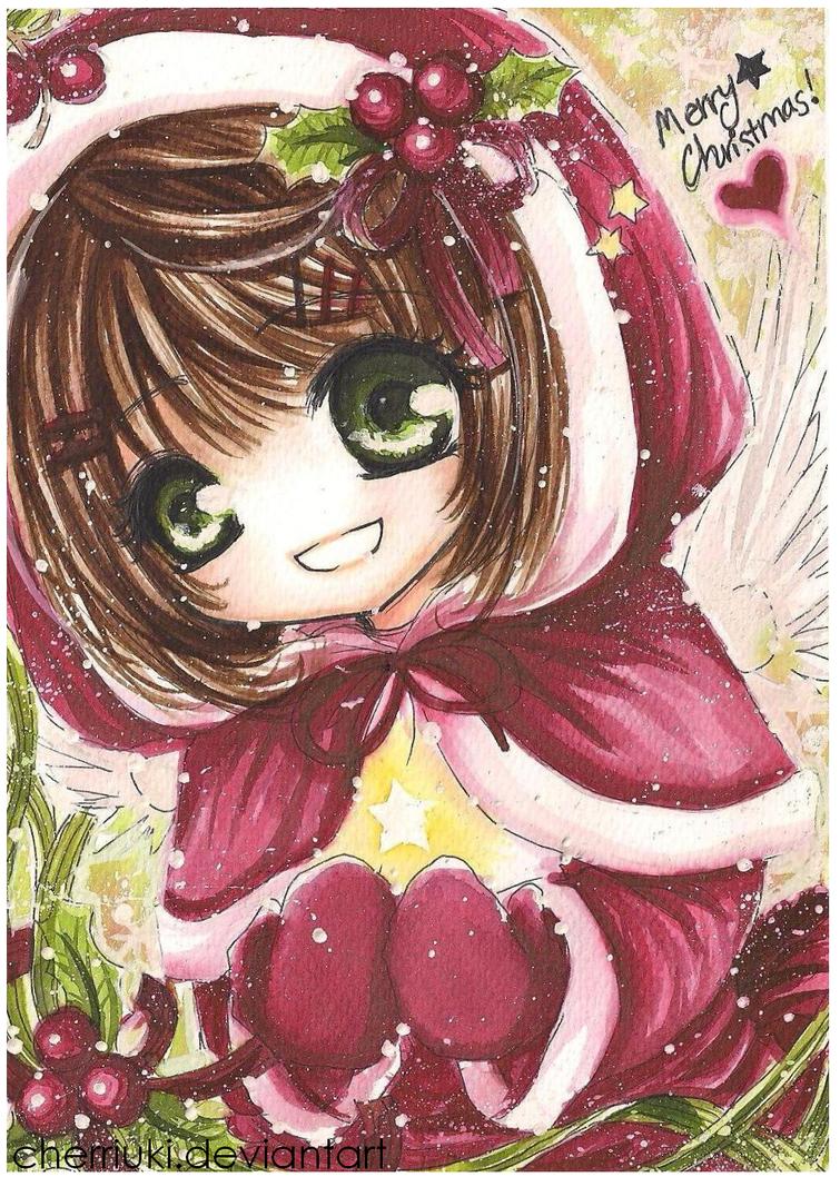 Merry Christmas 2009 by cherriuki