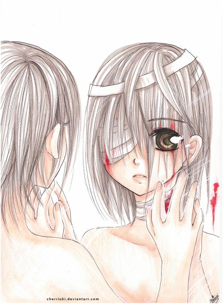 Chibi queen of heart nè!!! The_Mirror_of_Me__by_cherriuki